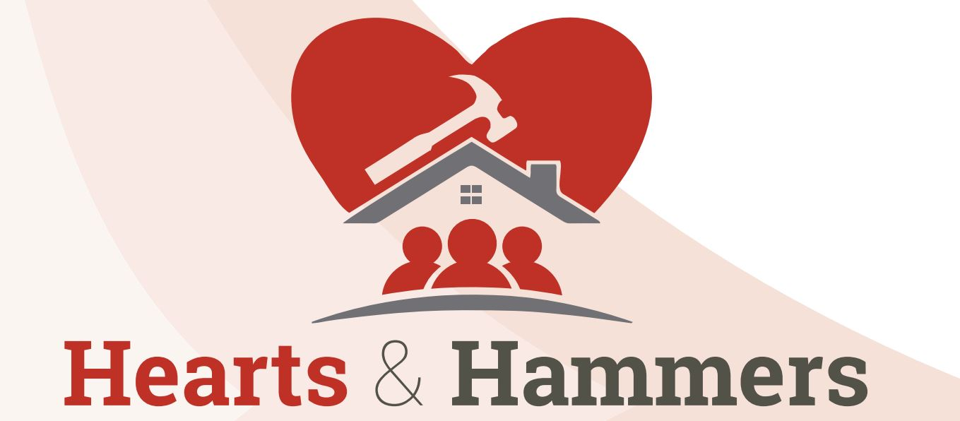 Hearts & Hammers - Cognera Volunteering